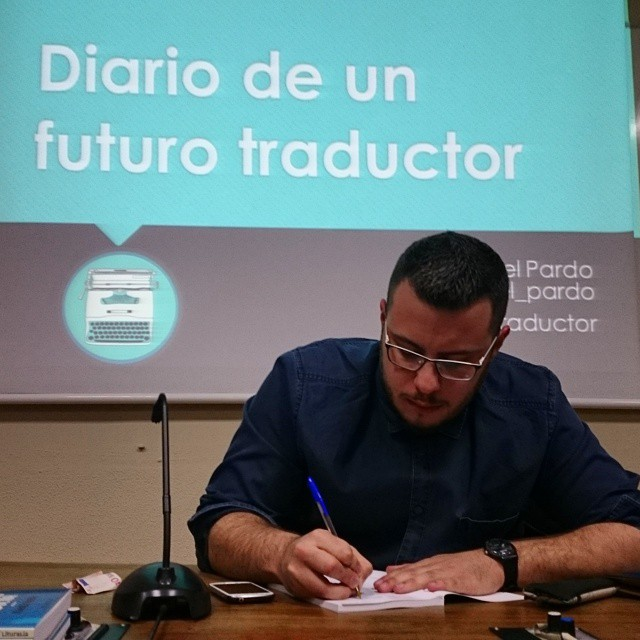 Ismael Pardo - Diario de un futuro traductor