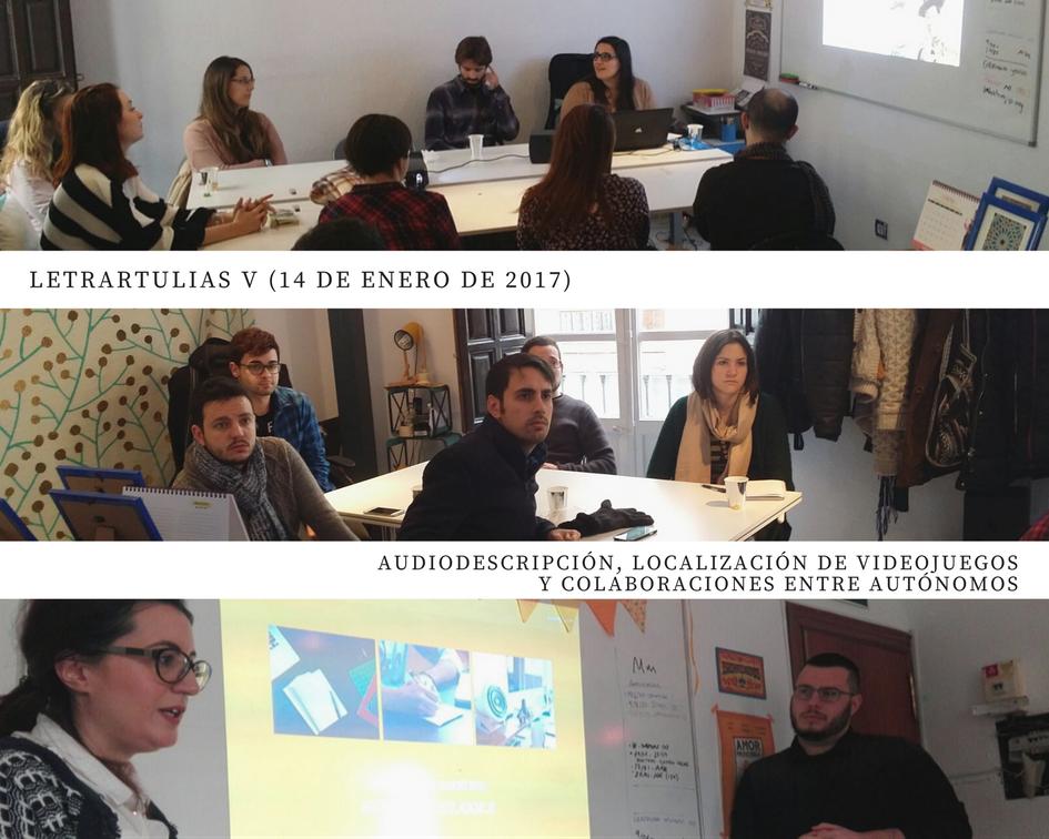 Letrartulias V (14 de enero de 2017)